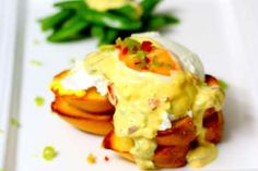 benedict sandwiches recipes dishmaps egg in a nest benedict sandwiches ...