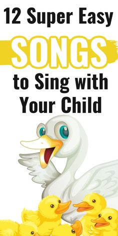Incredibly Simple Songs to Teach Your Toddler
