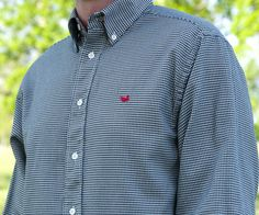 Southern Marsh Collection — The Mackenzie Houndstooth from Southern Marsh