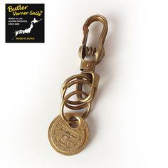 Butler Verner Sails 真鍮製 ブラスキーホルダー プラグギャップツール バトラーバーナーセイルズ
