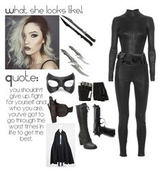 Designer Clothes, Shoes & Bags for Women Bad Girl Outfits, Punk Outfits, Gothic Outfits, Teenager Outfits, Cute Casual Outfits, Fashion Outfits, Marvel Inspired Outfits, Movie Inspired Outfits, Spy Outfit