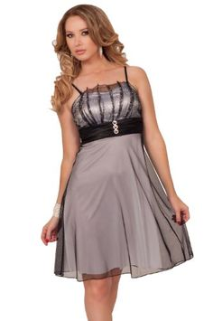 Chic Sheer Lace Glitter Pleated Empire Waist Layered Evening Bridal Party Dress Hot from Hollywood http://smile.amazon.com/dp/B00D4E4WMG/ref=cm_sw_r_pi_dp_WCAStb11EVKKJQ5N