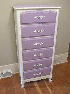 Adorable dresser!