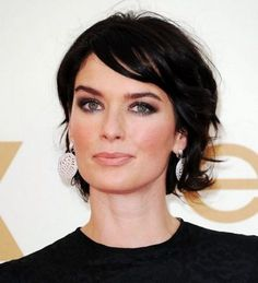 Cute Short Haircuts for Women Over 40
