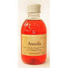 Ricarica profumo Aranella by Sanarmonia  http://www.sanarmonia.it/linea-casa/profumi/ricarica-profumo-aranella-sapo/610/