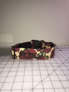 DIY Dog Collar Tutorial