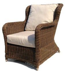 Bayshore Outdoor Wicker Chair