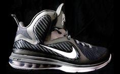"""Nike LeBron 9 """"Cool Grey"""""""