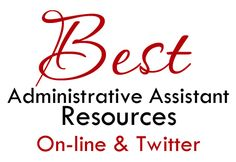 The top tools, best resources for administrative assistants can be found here!