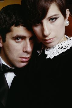 Fab pic of Barbra Streisand and Elliott Gould