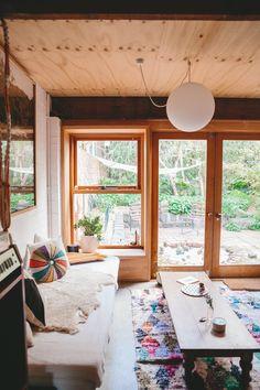 convert garage door to windows - google search | converted garage
