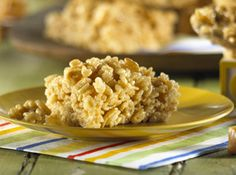 Cereal and Nut Crisps Recipe   Kellogg's® Rice Krispies®