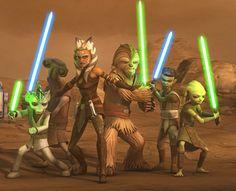 Jedi together I want to see this episode soooooooooooooooo bad!!!!!!!!!!!!!!!!!1