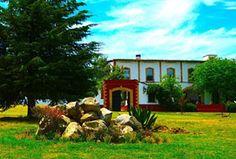 Hotel Hacienda De La Luz, El Oro, Estado de México - Entre Atlacomulco y el Oro.