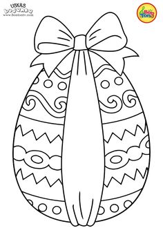 Easter coloring pages - Uskrs bojanke za djecu - Free printables, Easter bunny, eggs, chicks and more on BonTon TV - Coloring books Spring Coloring Pages, Easter Coloring Pages, Coloring Sheets For Kids, Cute Coloring Pages, Free Printable Coloring Pages, Coloring Books, Easter Drawings, Art Drawings For Kids, Easter Crafts For Kids