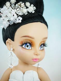 คนมันสวย Disney Princess Dolls, Disney Animator Doll, Paintings