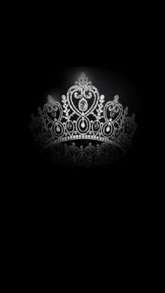 Wallpaper by artist unknown matrimonio nero в 2019 г. Crown Background, Flower Background Wallpaper, Wallpaper Backgrounds, Queen Wallpaper Crown, Queens Wallpaper, Cute Disney Wallpaper, Wallpaper Iphone Disney, Apple Wallpaper, Black Wallpaper