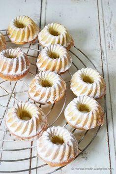 Die 44 Besten Bilder Von Mini Gugelhupf Kuchen Rezepte Mini