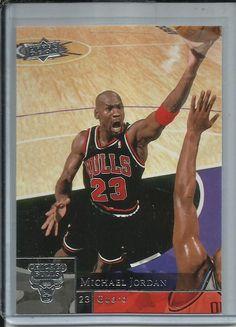 Michael Jordan 09 Upper Deck RARE FREE SHIP $$$