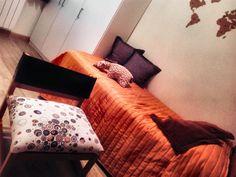 Nuevo sillón descalzadora para la pequeña habitación!  maderademindi.blogspot.com #restauracion #bricolaje #decor #diy #creative #muebles #tapiceria #descalzadora #ideas #desing #color #nuevosproyectos #modernizando