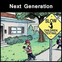 Next Generation  #Texting #Millenials #GenY