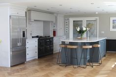 Contemporary Kitchens, Country Kitchens, Traditional Kitchens, Farrow & Ball Kitchens, Shaker Kitchens | Chapel Kitchens