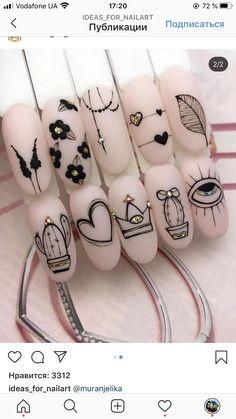 Disney Acrylic Nails, Best Acrylic Nails, Gel Nail Art, Nail Manicure, Hot Nails, Swag Nails, Hair And Nails, Judy Nails, Bridal Nail Art