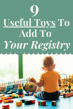 There is literally an endless amount of baby toys on the market. I always ask myself, do I REALLY need to buy another toy for my son? As most of you know, I currently don't have much space in my home. The last thing I want to do is buy another toy that my son will stare at for 30 seconds, and then look for another water bottle to play with! However, there are a few toys that my son absolutely loves. Check out my list for the best baby toys in market! #babytoys #babyregistry #organictoys Baby Registry Must Haves, Best Baby Toys, Second Baby, First Time Moms, Baby Essentials, 30 Seconds, Best Mom, Mom Blogs, Toddler Activities