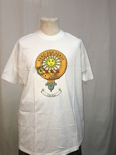XL cotton t shirt wi