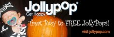 This Halloween lots specials treats with Free JollyPops at http://jollypop.com  Embedded image permalink
