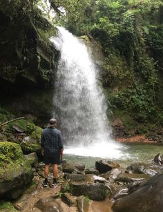 The Lost Waterfalls, Boquete, Panama