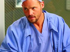 Grey Sloan Memorial Grey's Anatomy Sneak Peek: Meredith Shocked by How Long Karev Could Be in Jail #Greysanatomyalexkarev #greysanatomyalexkarev Greys Anatomy Alex Karev, Memories, Grey's Anatomy, Mens Tops, Collections, Beautiful, Fashion, Memoirs, Moda