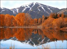 Idaho--so much more than potatoes. Who knew? We were astonished by its breathtaking beauty