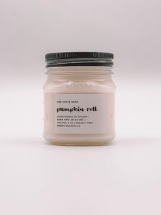 Pumpkin Roll Candle THE COZIE SHOP | Your favorite fall candle is here! Fill your home with the essence of freshly baked pumpkin rolls made with homemade vanilla buttercream frosting with this perfect fall scent. Aromas of sweet pumpkin puree blended with cinnamon, nutmeg, and maple sugar with a distinct hint of vanilla frosting will create the coziest autumn days.