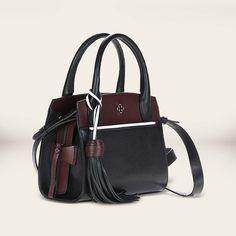 a14a228d7 7 melhores imagens de Bolsa | Ladies accessories, Backpacks e Black