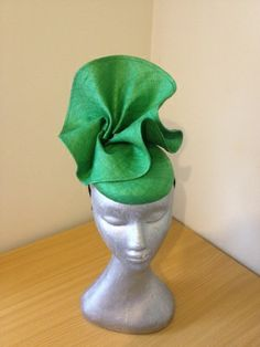 Niamh - Millinery by Leah Cassidy SS 2014
