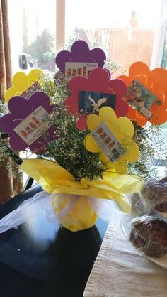 Gift Card Bouquet For My Daughters 16th Birthday Teacher Gifts