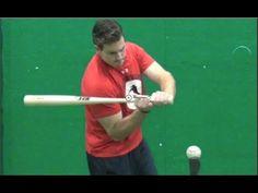 """Secret """"Hands Inside The Ball"""" Baseball Hitting Drill"""