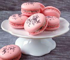 Macaroon Recipes, Macaroons, Mini Cupcakes, Baked Goods, Panna Cotta, Cheesecake, Bread, Cookies, Breakfast