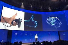 Facebook Will Make Typing With Brain and Hearing With Skin A Reality #Facebook #BrainAndHearingitSkinAReality