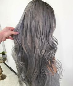 Hairstyles and Beauty: The Internet`s best hairstyles, fashion and makeup pics are here. Brown Hair Balayage, Brown Blonde Hair, Ash Grey Hair, Ash Hair, Hair Men Style, Mushroom Hair, Hair Up Styles, Gorgeous Hair Color, Alternative Hair