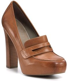 """Is it a loafer? Is it a pump? I know...its a """"LUMP!""""I know this is a 'top 10"""" for fall, but I won't be adding to my shoe collection..."""