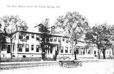 Florida Memory - New Walton Hotel - Lake De Funiak Springs, Florida  192-
