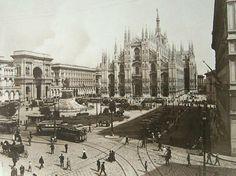 carosello-1905 Piazza Duomo