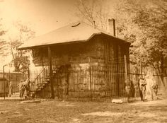 Carroll County Jail, Carrollton, Kentucky Carroll County, County Jail, My Old Kentucky Home, History, House Styles, Historia, History Books