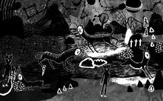 Maddy Jonson 20 minutes  - Nathalie Ruejas illustration