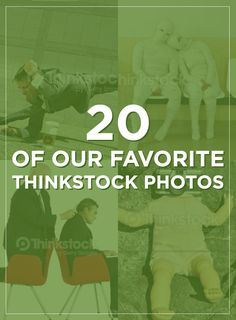 *When Thinkstock Photos Take a Turn for the Worse* Thinkstock is one of the many great tools we use to provide our clients with high-quality photos. Every now and then, some searches turn up bizarre results. Check out 20 of our favorite Thinkstock photos!  #BlueCompass