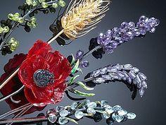 Luz Camino и ее необычные украшения, поражающие красотой   Ярмарка Мастеров - ручная работа, handmade