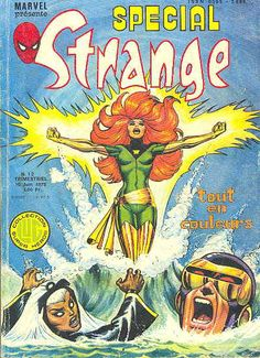 Spécial Strange -12- Spécial Strange 1978
