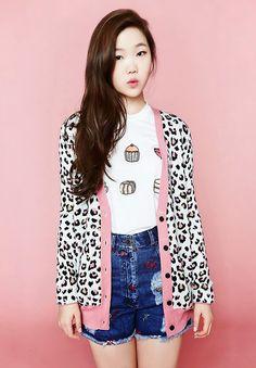 Lee Sohyun Lee Hi I'm Different Concept Photo